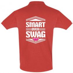 Футболка Поло Smart Over Swag - FatLine