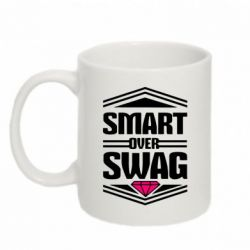 Кружка 320ml Smart Over Swag - FatLine