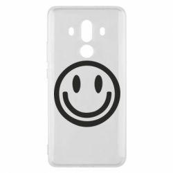 Чехол для Huawei Mate 10 Pro Смайлик - FatLine