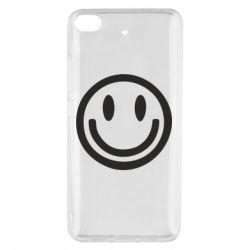 Чехол для Xiaomi Mi 5s Смайлик - FatLine