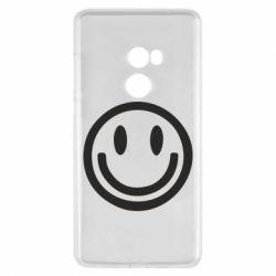 Чехол для Xiaomi Mi Mix 2 Смайлик - FatLine