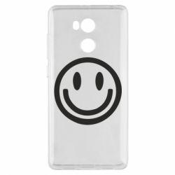 Чехол для Xiaomi Redmi 4 Pro/Prime Смайлик - FatLine