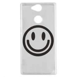Чехол для Sony Xperia XA2 Смайлик - FatLine
