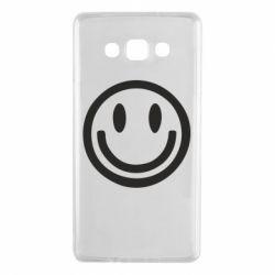 Чехол для Samsung A7 2015 Смайлик