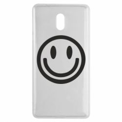 Чехол для Nokia 3 Смайлик - FatLine