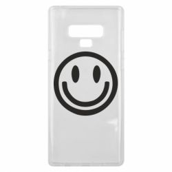Чехол для Samsung Note 9 Смайлик