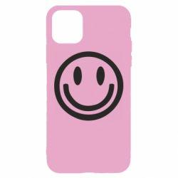 Чехол для iPhone 11 Смайлик