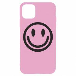 Чехол для iPhone 11 Pro Max Смайлик