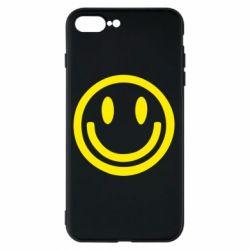 Чохол для iPhone 8 Plus Смайлик