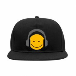 Снепбек Smile in the headphones
