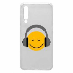 Чехол для Xiaomi Mi9 Smile in the headphones