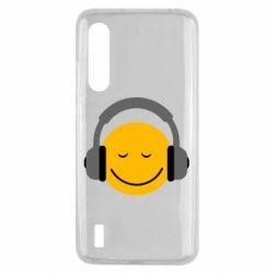 Чехол для Xiaomi Mi9 Lite Smile in the headphones