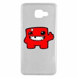 Чохол для Samsung A7 2016 Smile!