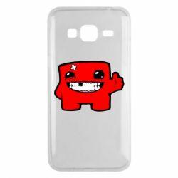Чохол для Samsung J3 2016 Smile!