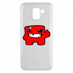 Чохол для Samsung J6 Smile!