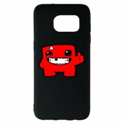 Чохол для Samsung S7 EDGE Smile!