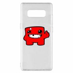 Чохол для Samsung Note 8 Smile!