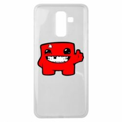 Чохол для Samsung J8 2018 Smile!