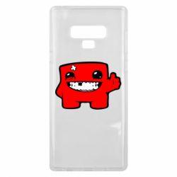 Чохол для Samsung Note 9 Smile!