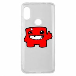 Чохол для Xiaomi Redmi Note Pro 6 Smile!