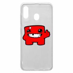 Чохол для Samsung A20 Smile!