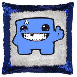 Подушка-хамелеон Smile!