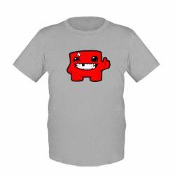 Детская футболка Smile! - FatLine
