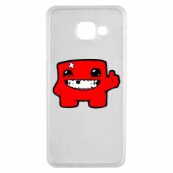 Чохол для Samsung A3 2016 Smile!