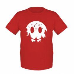 Дитяча футболка Smiley Moon