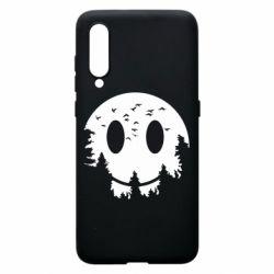 Чохол для Xiaomi Mi9 Smiley Moon