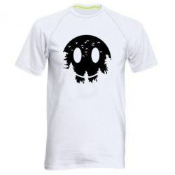 Чоловіча спортивна футболка Smiley Moon