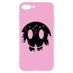 Чохол для iPhone 7 Plus Smiley Moon