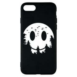 Чохол для iPhone 8 Smiley Moon