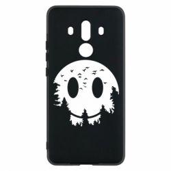 Чохол для Huawei Mate 10 Pro Smiley Moon - FatLine
