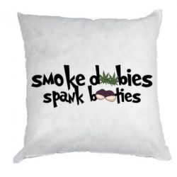 Подушка Smoke doobies Spank booties