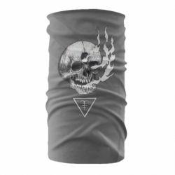 Бандана-труба Smoke from the skull