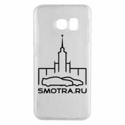 Чохол для Samsung S6 EDGE Smotra ru
