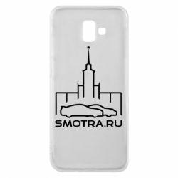 Чохол для Samsung J6 Plus 2018 Smotra ru