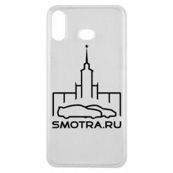Чохол для Samsung A6s Smotra ru