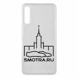 Чохол для Samsung A7 2018 Smotra ru