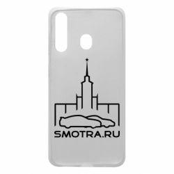 Чохол для Samsung A60 Smotra ru
