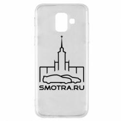 Чохол для Samsung A6 2018 Smotra ru