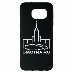 Чохол для Samsung S7 EDGE Smotra ru