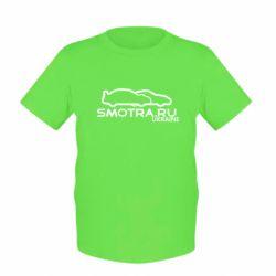 Детская футболка Smotra UA - FatLine