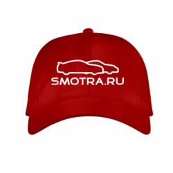 Детская кепка Smotra.ru - FatLine
