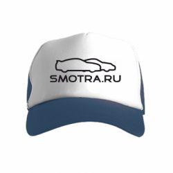 Дитяча кепка-тракер Smotra.ru