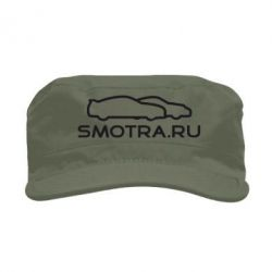 Кепка милитари Smotra.ru - FatLine