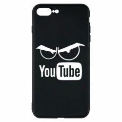 Чехол для iPhone 7 Plus Смотрю ютюб
