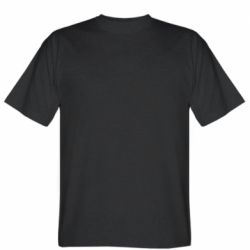 Мужская футболка Snail minimalism
