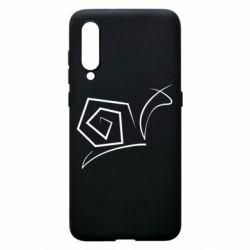 Чехол для Xiaomi Mi9 Snail minimalism